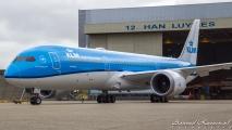 KLM Boeing 787-9 Dreamliner
