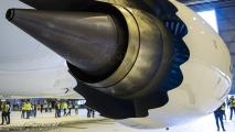 KLM Boeing 787-9 Dreamliner Motor