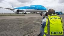 Ik en de 787 (© Andre Ran)