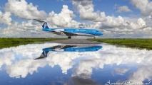KLM Fokker 70 - Farewell Livery