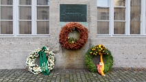 78 - Sterfplaats Stauffenberg / Place where Stauffenberg was shot