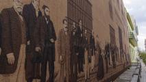013 - De muurschildering