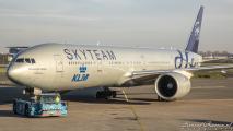 KLM Boeing 777-300 PH-BVD