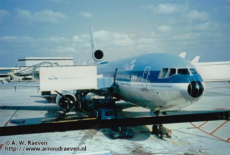 PH-DTC (KLM - DC10)