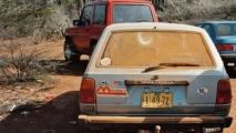De Toyota in het Oranje!