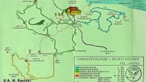 Christoffelpark map