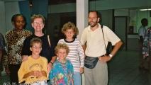 Irene, Debbie, Anouk, Nienke & Leo