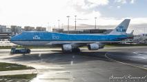 KLM Boeing 747-400 (PH-BFI)