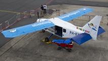 PH-KMR, hét hoogvliegers vliegtuig