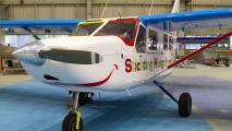 Hét nieuwe vliegtuig van de Stichting Hoogvliegers