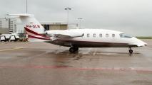 Het zakenvliegtuig