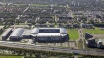 Thialf Stadion in Heerenveen