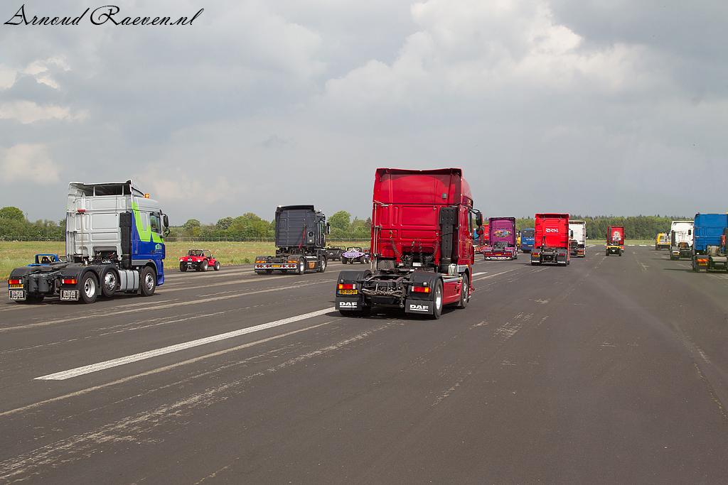 De runway run!