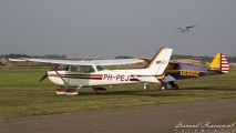 PH-PEJ & N5593Z + PH-KMR