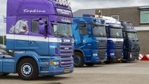 Mooie vrachtwagens