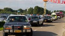 US Politie auto\'s