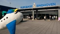 Vliegbasis Eindhoven, Ko vond ook dat we juist zaten! :)