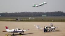 Transavia kiest het luchtruim