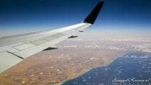 Noordelijke kust van Egypte