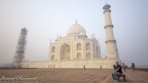 Ik & de Taj Mahal