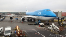 KLM Boeing 747-400 (PH-BFH) - City of Hongkong