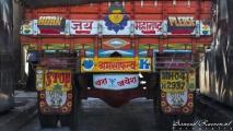 Indische truck