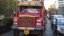 Indiase Truck