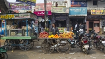Streetlife in Agra