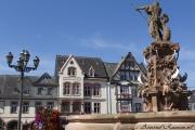 Pleintje in Weilburg
