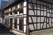 Typisch Duits huisje in Weilburg