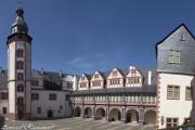 Schloss Weilburg - Binnenplaats