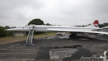 British Airways Concorde (G-BBDG)