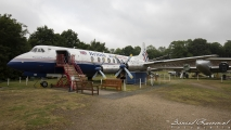 Vickers Viscount 806  (G-APIM)