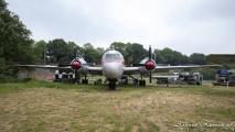 Vickers 668 Varsity T.1 (WF372)