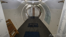 Rear Cargo hold - British Airways Concorde (G-BBDG)