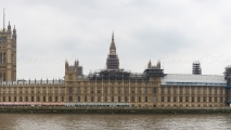 Parliment & Big Ben - Panorama