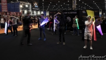 Comic Con - Lightsabers