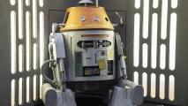 Comic Con - Star Wars droid