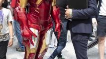 Comic Con - Iron Man