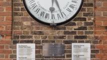 Shepard Gate Clock