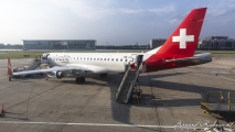 Edelweiss Embraer 190 (HB-JVP)