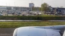Fans fotograferen de MD-11
