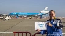 I flew MD-11