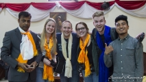 Nepalees huwelijk - Jeanine, Arnoud, Marije & Pascal
