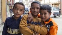 Kids op straat