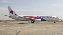 Malaysian Airlines Boeing 737-800