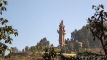 Grootste standbeeld ter wereld van Shiva