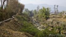 De weg naar Devi\'s Falls