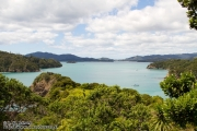 Uitzicht over de Bay of Islands