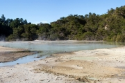 Wai-O-Tapu Thermal Wonderland - Panorama